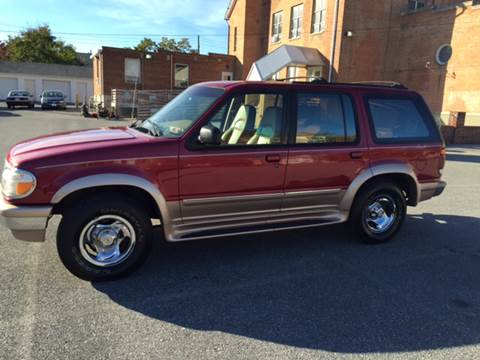 1996 Ford Explorer for sale at Toys With Wheels in Carlisle PA