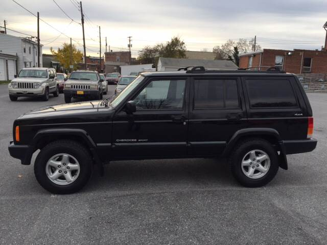 Selling My Jeep >> 2000 Jeep Cherokee Sport In Carlisle, PA - Toys With Wheels