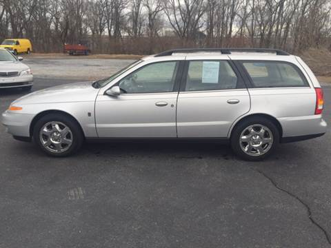 2002 Saturn L-Series for sale at Toys With Wheels in Carlisle PA