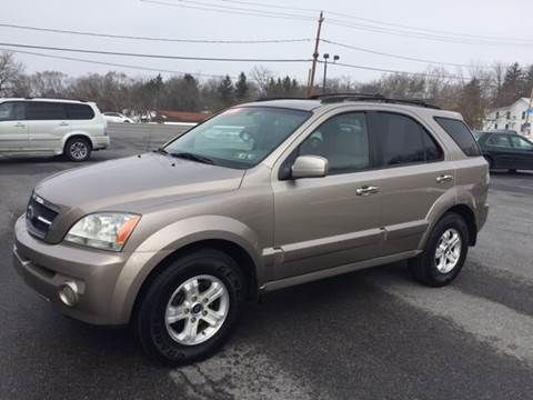 2005 Kia Sorento for sale at Toys With Wheels in Carlisle PA