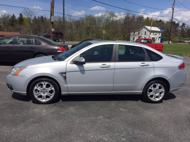 2008 Ford Focus for sale at Toys With Wheels in Carlisle PA