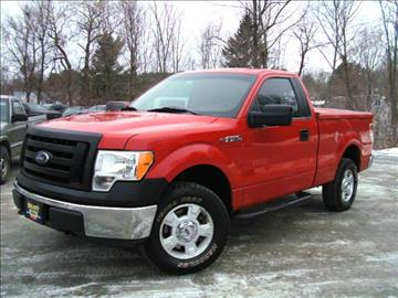2010 Ford F-150 for sale in Skowhegan, ME