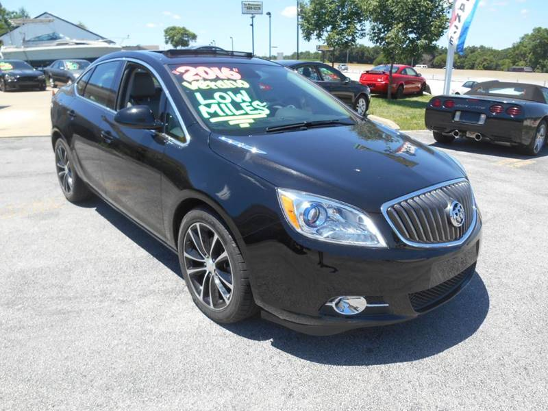 2016 Buick Verano for sale at Revolution Motors LLC in Wentzville MO