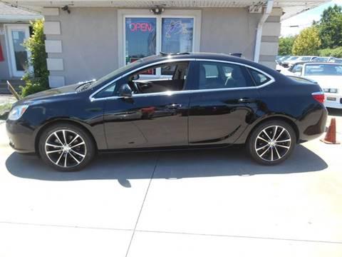 2016 Buick Verano for sale at Revolution Motors LLC in Wentzville MO