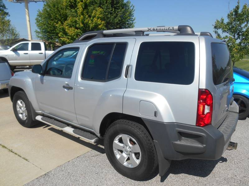 2010 Nissan Xterra for sale at Revolution Motors LLC in Wentzville MO