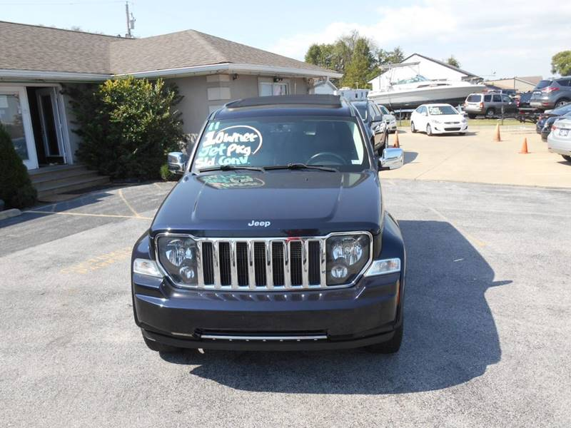 2011 Jeep Liberty for sale at Revolution Motors LLC in Wentzville MO