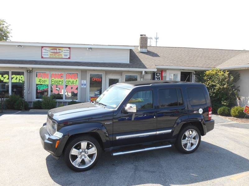 Awesome 2011 Jeep Liberty Limited Jet