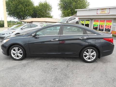 2013 Hyundai Sonata for sale at Revolution Motors LLC in Wentzville MO
