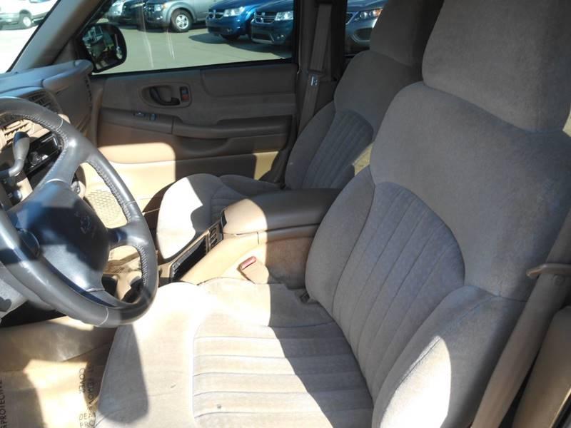 2002 Chevrolet Blazer for sale at Revolution Motors LLC in Wentzville MO