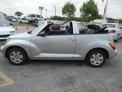 2005 Chrysler PT Cruiser for sale at Revolution Motors LLC in Wentzville MO