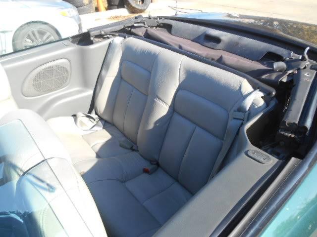 1996 Chrysler Sebring for sale at Revolution Motors LLC in Wentzville MO