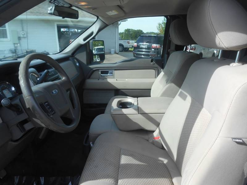 2010 Ford F-150 for sale at Revolution Motors LLC in Wentzville MO