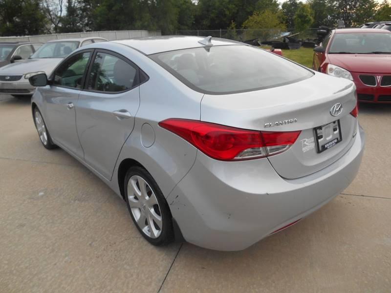 2012 Hyundai Elantra for sale at Revolution Motors LLC in Wentzville MO