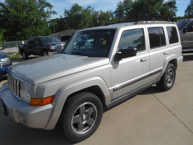 2008 Jeep Commander for sale at Revolution Motors LLC in Wentzville MO
