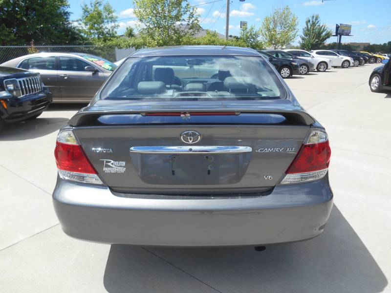 2006 Toyota Camry for sale at Revolution Motors LLC in Wentzville MO