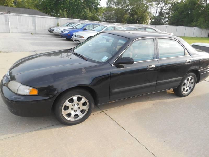 1998 Mazda 626 for sale at Revolution Motors LLC in Wentzville MO