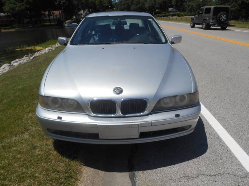2001 BMW 5 Series for sale at Revolution Motors LLC in Wentzville MO