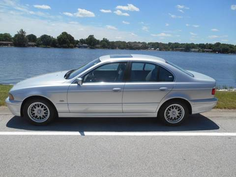 2001 BMW 5 Series for sale at Revolution Motors LLC in Wentzville MO