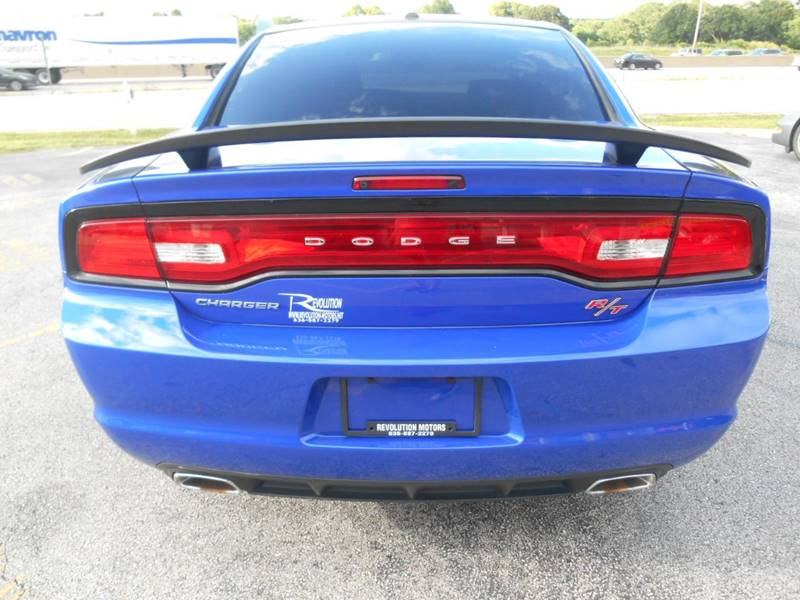 2013 Dodge Charger for sale at Revolution Motors LLC in Wentzville MO