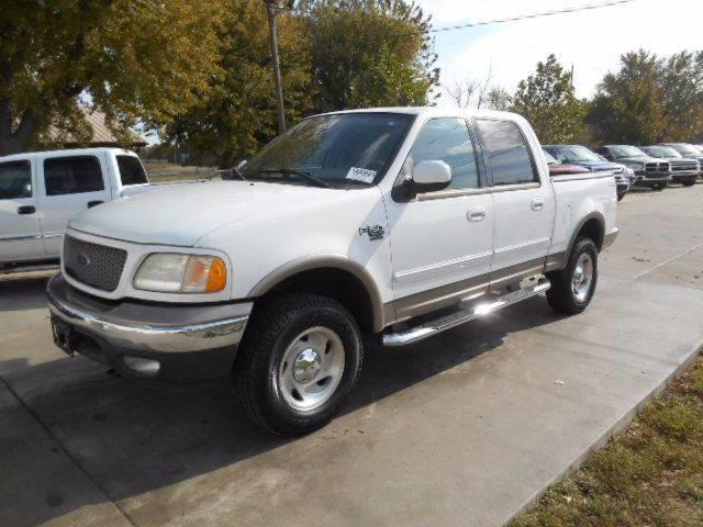 2003 Ford F-150 for sale at Revolution Motors LLC in Wentzville MO