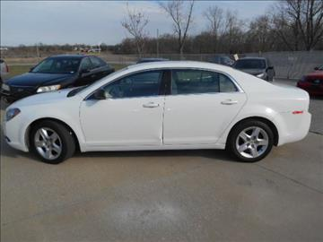 2012 Chevrolet Malibu for sale at Revolution Motors LLC in Wentzville MO