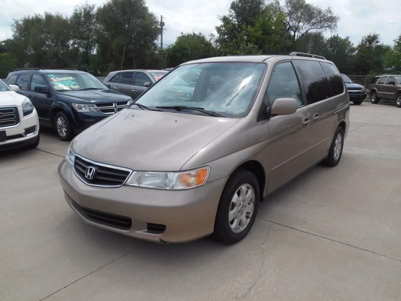 2004 Honda Odyssey for sale at Revolution Motors LLC in Wentzville MO