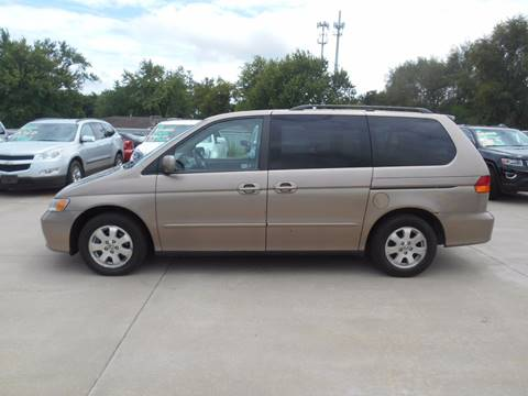 2004 Honda Odyssey for sale at Revolution Motors LLC in Wentzville MO