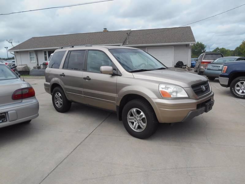 2005 Honda Pilot for sale at Revolution Motors LLC in Wentzville MO