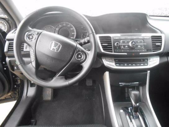 2015 Honda Accord for sale at Revolution Motors LLC in Wentzville MO