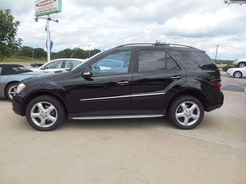 2008 Mercedes-Benz M-Class for sale at Revolution Motors LLC in Wentzville MO