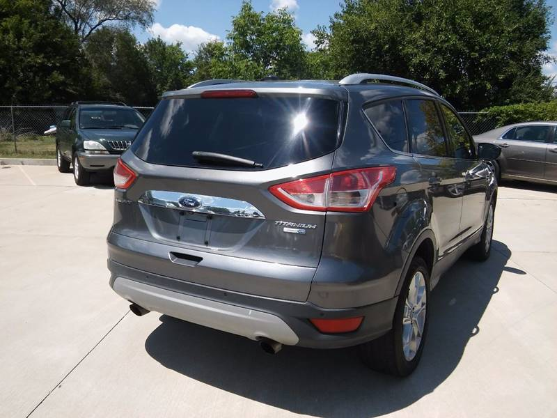 2014 Ford Escape for sale at Revolution Motors LLC in Wentzville MO