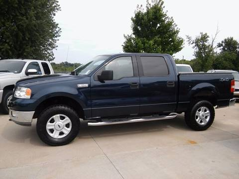 2004 Ford F-150 for sale at Revolution Motors LLC in Wentzville MO