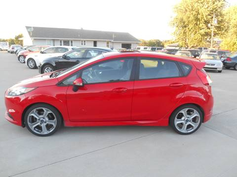 2014 Ford Fiesta for sale at Revolution Motors LLC in Wentzville MO