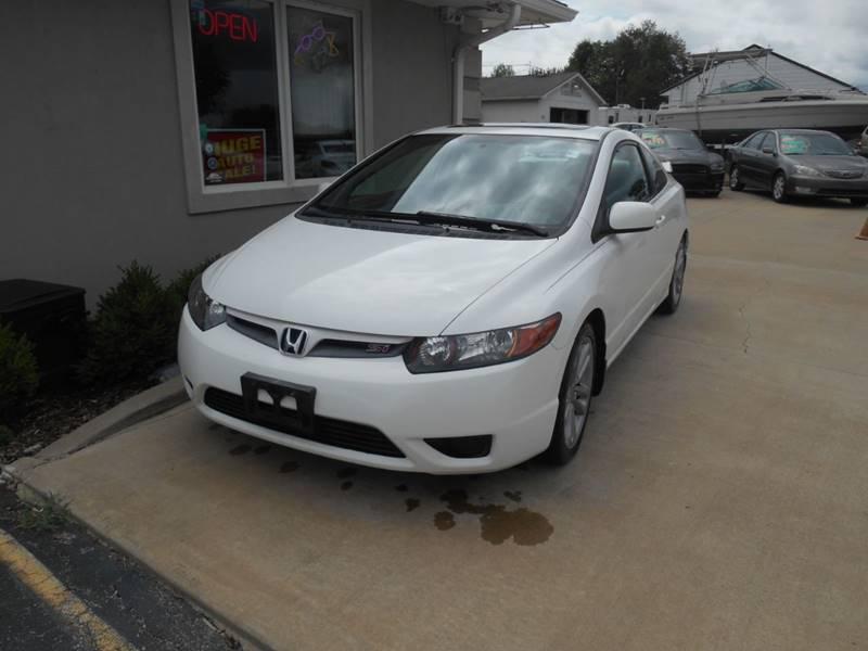 2007 Honda Civic for sale at Revolution Motors LLC in Wentzville MO
