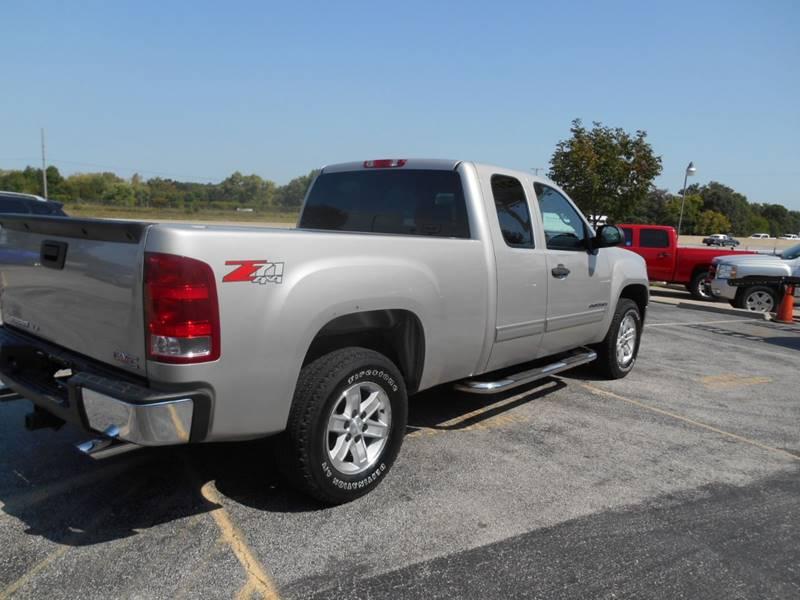 2008 GMC Sierra 1500 for sale at Revolution Motors LLC in Wentzville MO