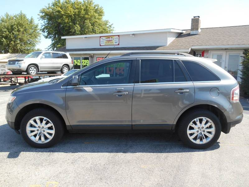 Ford Edge For Sale At Revolution Motors Llc In Wentzville Mo