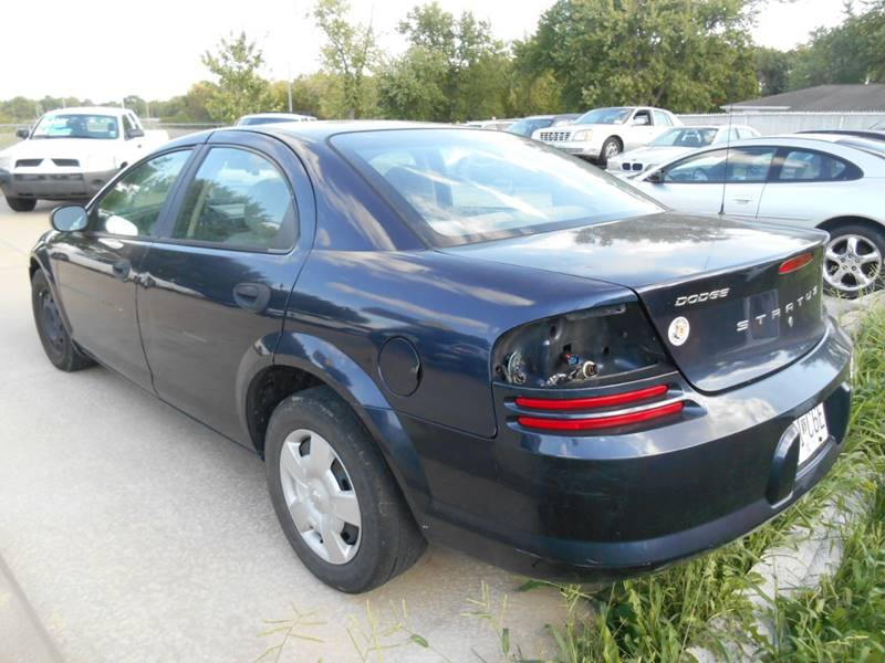 2004 Dodge Stratus for sale at Revolution Motors LLC in Wentzville MO