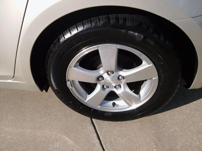 2013 Chevrolet Cruze for sale at Revolution Motors LLC in Wentzville MO