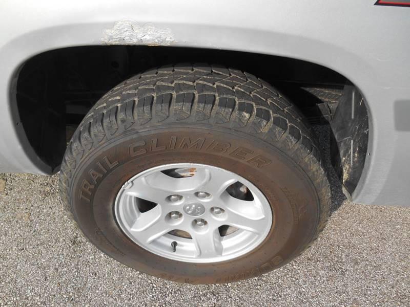 2007 Dodge Dakota for sale at Revolution Motors LLC in Wentzville MO