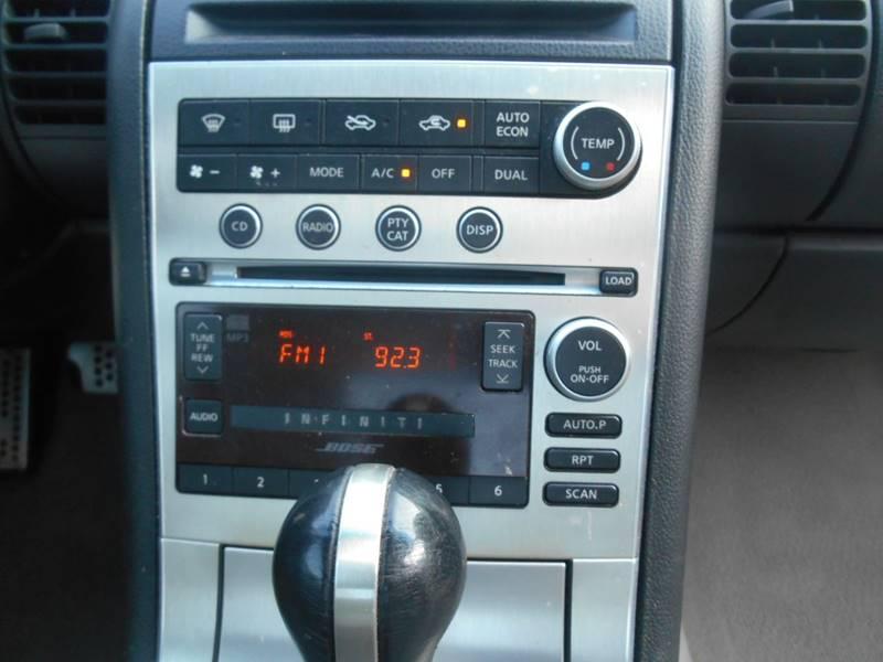 2005 Infiniti G35 for sale at Revolution Motors LLC in Wentzville MO