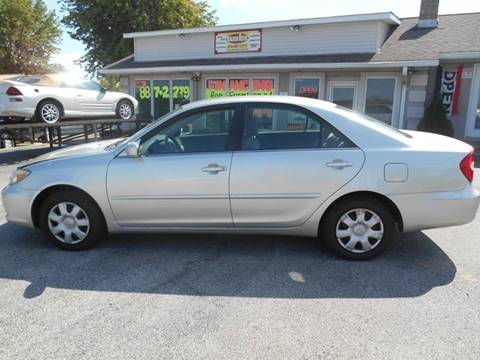 2002 Toyota Camry For Sale >> Toyota Camry For Sale In Wentzville Mo Revolution Motors Llc