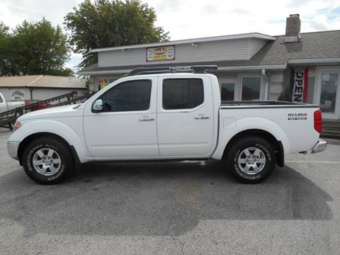 2006 Nissan Frontier for sale at Revolution Motors LLC in Wentzville MO
