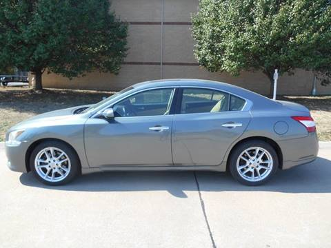 2009 Nissan Maxima for sale at Revolution Motors LLC in Wentzville MO