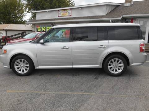 2010 Ford Flex for sale at Revolution Motors LLC in Wentzville MO