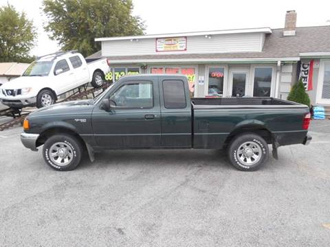 2003 Ford Ranger for sale at Revolution Motors LLC in Wentzville MO