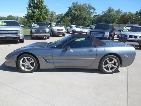 2004 Chevrolet Corvette for sale at Revolution Motors LLC in Wentzville MO