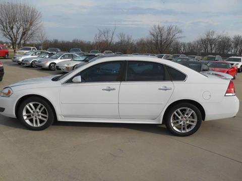 2011 Chevrolet Impala for sale at Revolution Motors LLC in Wentzville MO