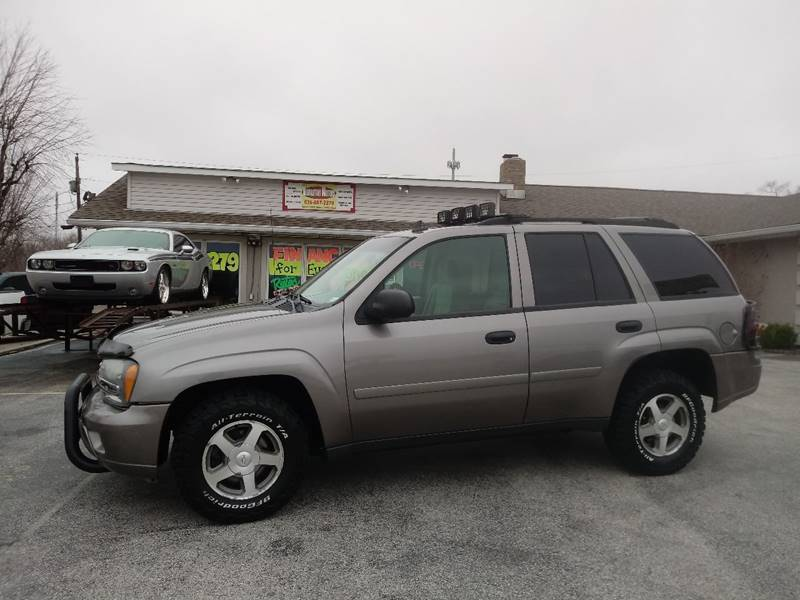 2006 Chevrolet TrailBlazer For Sale At Revolution Motors LLC In Wentzville  MO