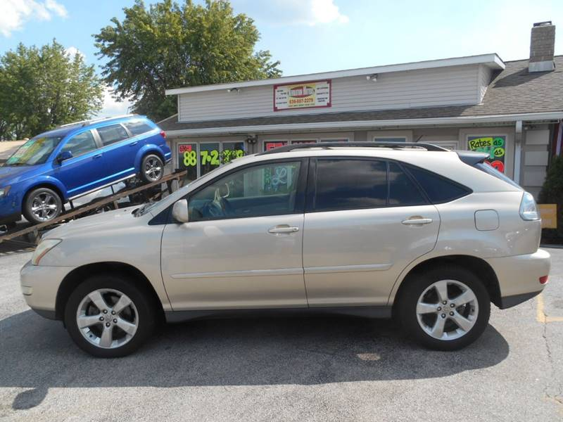 2004 Lexus RX 330 For Sale At Revolution Motors LLC In Wentzville MO