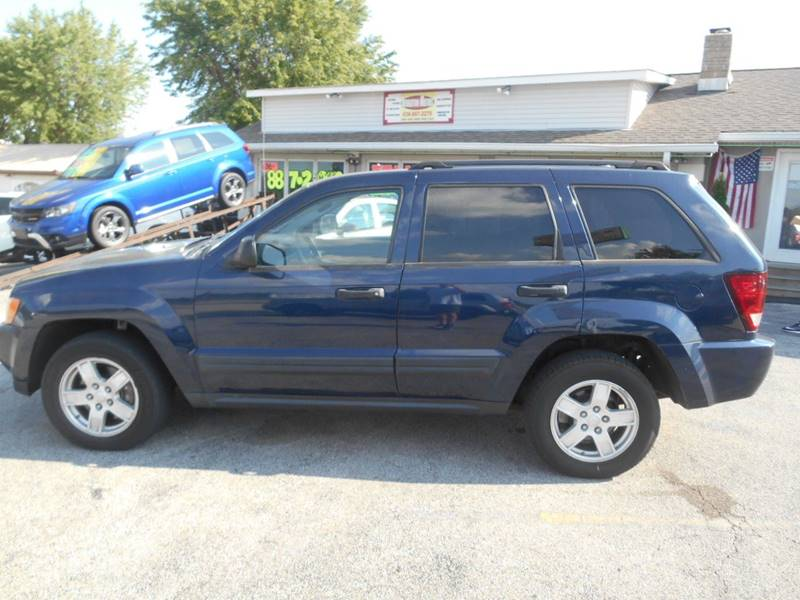 2005 Jeep Grand Cherokee For Sale At Revolution Motors LLC In Wentzville MO